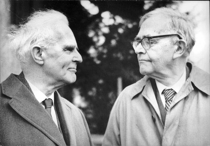 hans von balthasar - and Karl Barth