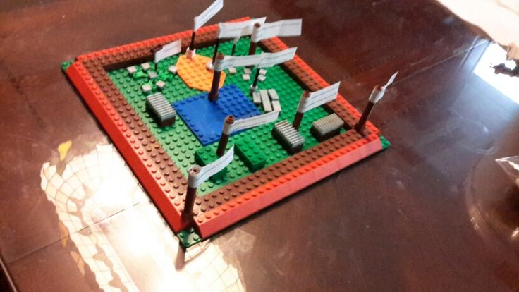 Lego plant cell | Legos | Pinterest | Plant cell, Plants ...