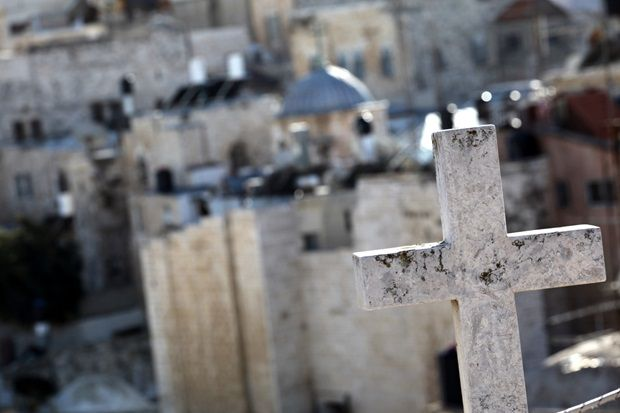 How should Christians disagree? Messianic Jews and Palestinian Christians try a new model