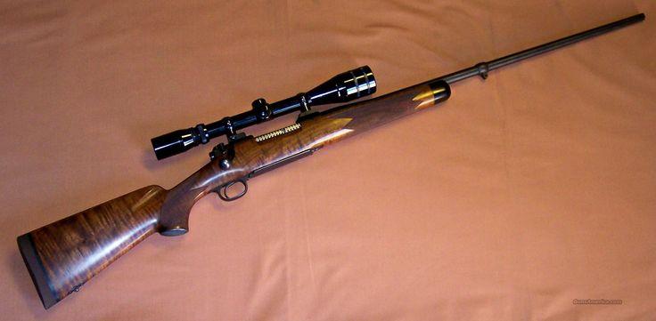 Winchester Rifles Model 70 Custom