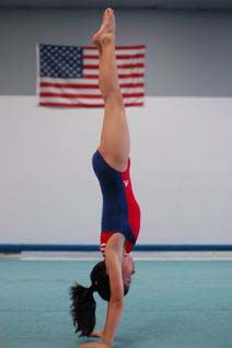 How to Do a Perfect Gymnastics Handstand: Perfect Your Handstand