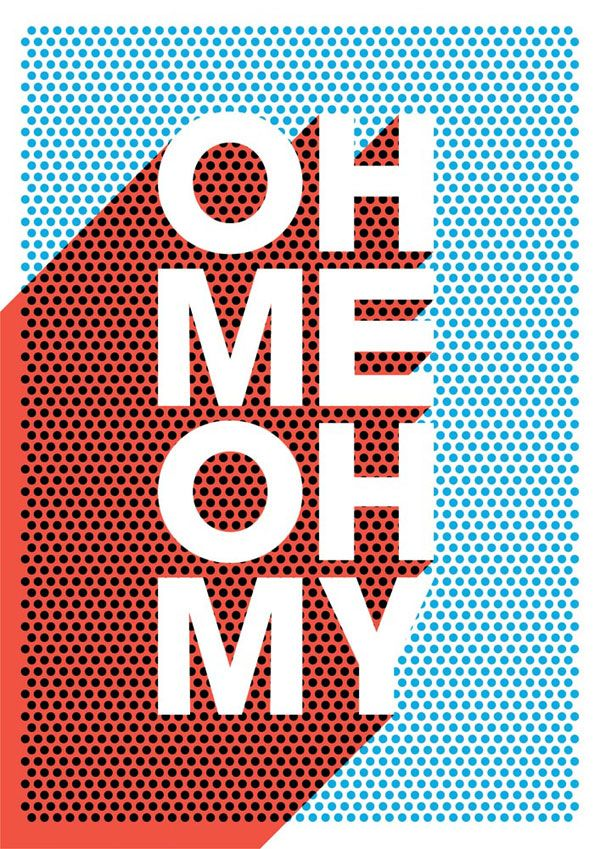 poster by James Joyce (2008) #OHYeah!
