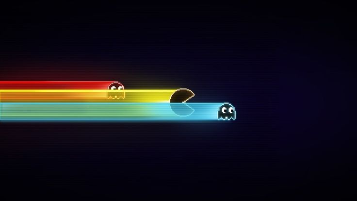 1920x1080 pacman free wallpaper for pc