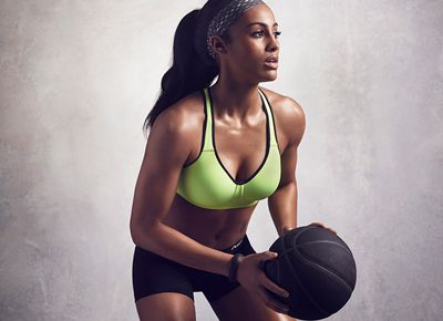 Test-drive Nike's new Pro Bra Collection.