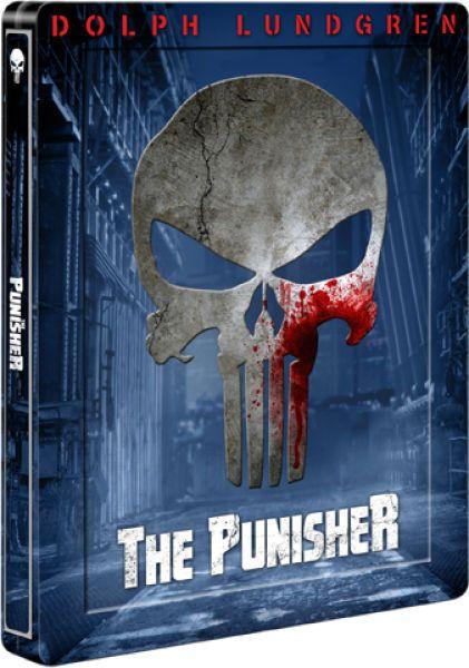 the punisher 1989 bluray steelbook