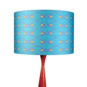 Giant Beetle Lampshade by Clementine & Bloom