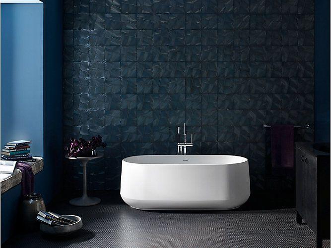 K 8336 Ceric 5 5 Ft Freestanding Bath Kohler Free Standing Bath Free Standing Bath Tub Kohler