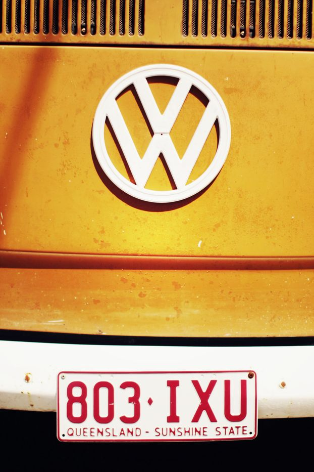 perfectly yellow #VW