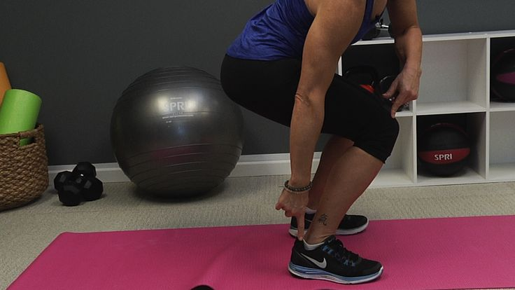 learn how to squat properly