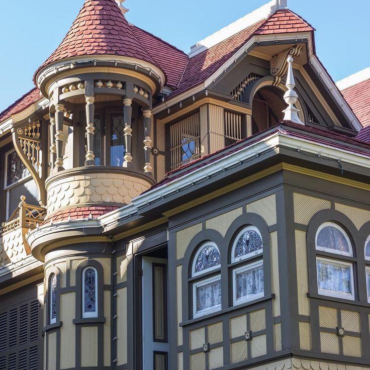 Winchester Mystery House Vibes #travelblogger #photographer #travel #mansion #canonphotographer #photooftheday #instalike