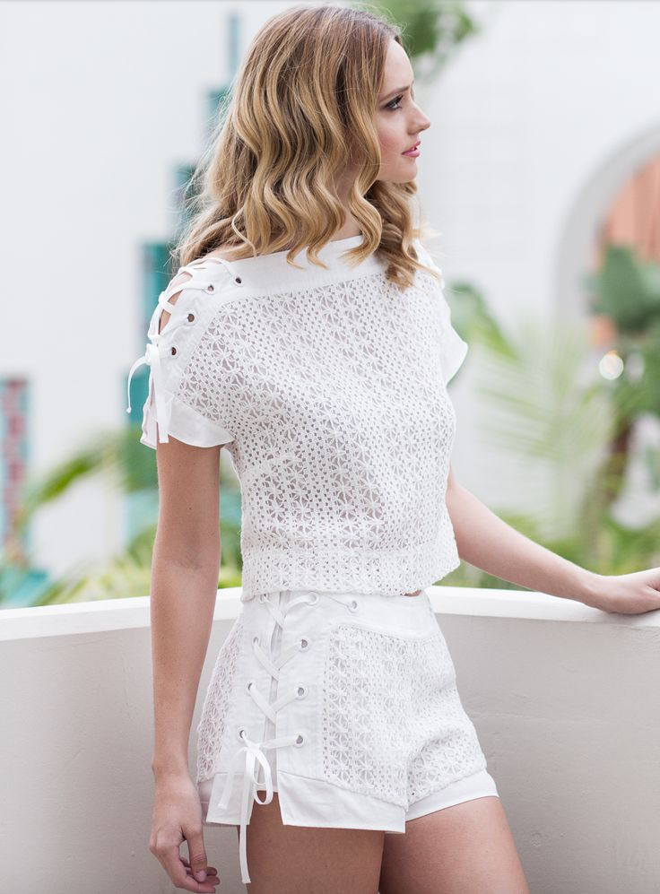Crochet is going to be a Spring trend this year!