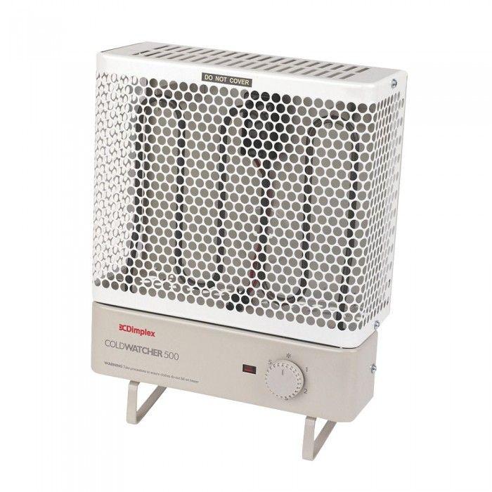 Dimplex Coldwatcher 500W Convector Heater - IPX4