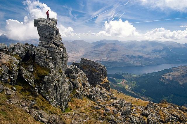'The Cobbler', Arrochar, Argyll