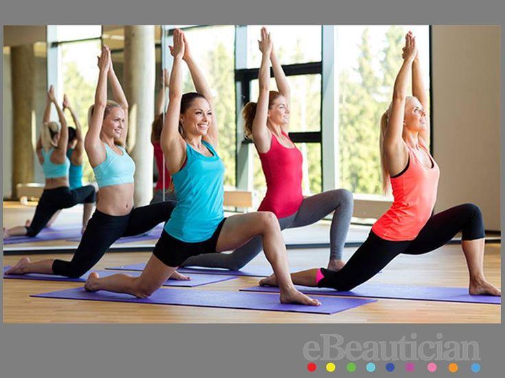 #yoga #yogavideo  Get fitter this X'mas! Log onto www.ebeautician.co.uk #yogainspiration