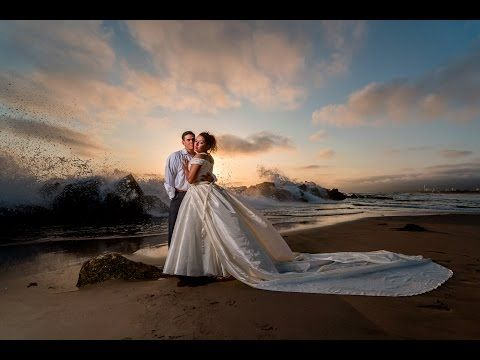 AMAZING RESULTS using Off Camera Flash, a Beauty Dish, and High Speed Sync by Jason Lanier - YouTube
