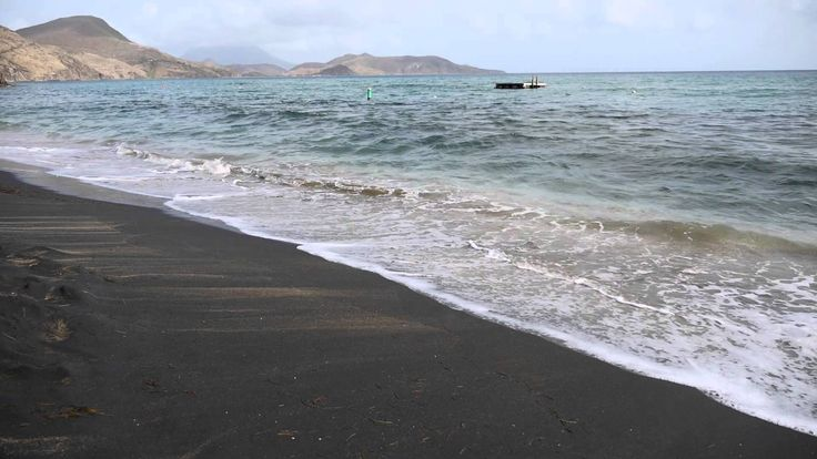 78 best st kitts nevis images on pinterest st kitts for Black sand beach caribbean