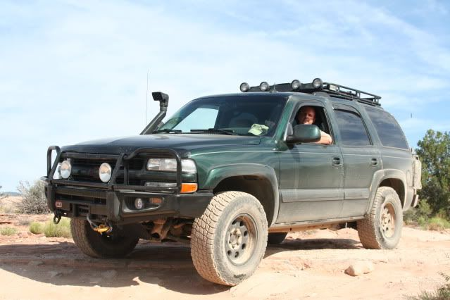 2002 tahoe expeditionary vehicle under construction. Black Bedroom Furniture Sets. Home Design Ideas