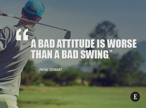 Inspirational Golf Quotes Amazing 25 Ide Terbaik Inspirational Golf Quotes Di Pinterest  Golf