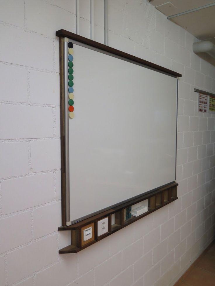 Deckrahmen für Whiteboard