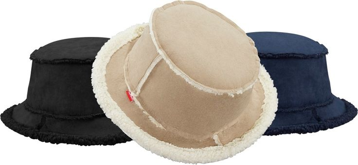 Supreme Supreme Faux Shearling Bucket Size One Size $45 - Grailed