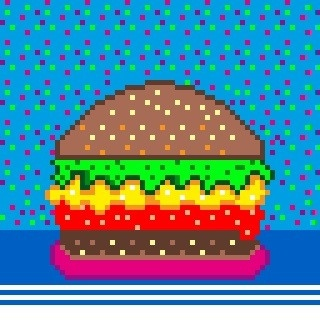 eBoy has created Grix - a pixel editor for the iPhone :)