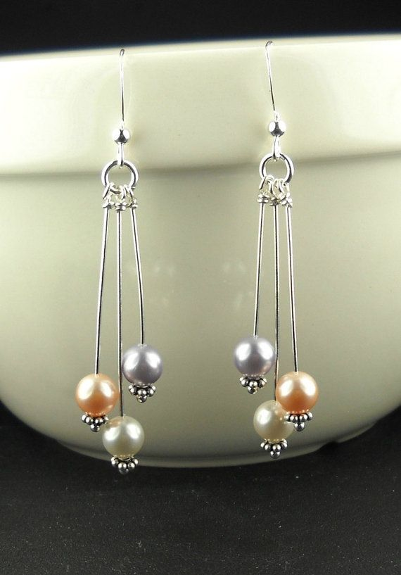 Timeless Dangle Earrings 5cm in Length