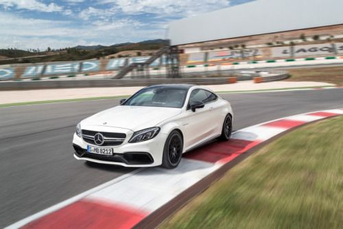 2017 AMG C63 Coupe