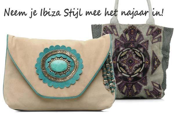Modetrends Zomer en Najaar 2012 - Ibiza Stijl