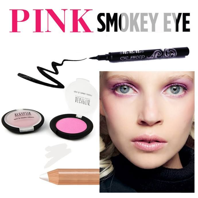 #SmokeyEyes : ecco la versione Pink! Di cosa hai bisogno? http://www.vanitylovers.com/prodotti-make-up-occhi/ombretti-singoli.html?vanity_colore=81&utm_source=pinterest.com&utm_medium=post&utm_content=vanity-ombretti&utm_campaign=pin-mitrucco