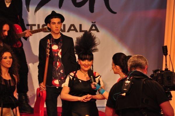 Electric Fence in finala #eurovisionro