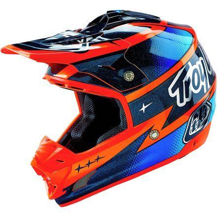 Dirt Bike Troy Lee Designs 2016 SE3 Helmet - Team | MotoSport