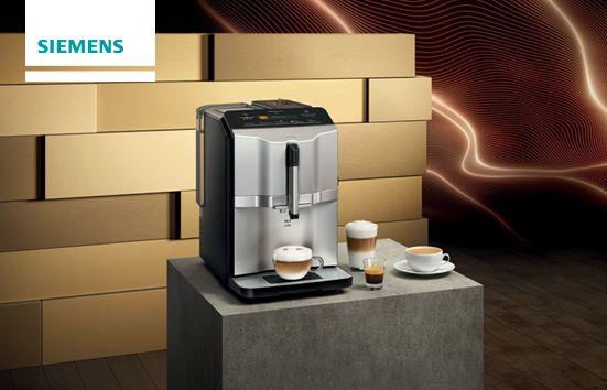 Czy coś może łączyć ekspres do kawy i luksusowy samochód?  Marka Siemens udowadnia, że tak! Sprawdźcie, o co chodzi, i odkryjcie przyjemność picia kawy zaparzonej za każdym razem tak, jak lubicie najbardziej. Polecamy!   http://bit.ly/2AtC7ff