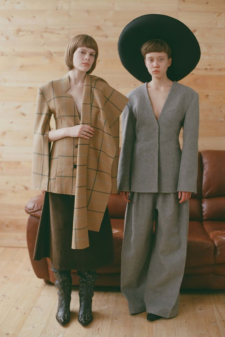 A.W.A.K.E. Fall 2018 Ready-to-Wear Collection - Vogue