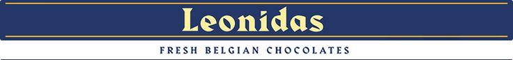 """Leonidas - the """"local"""" belgium chocolate shops.."""