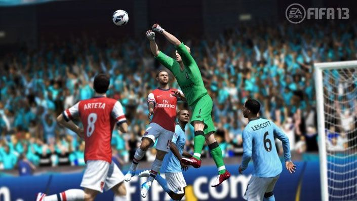 Fifa 13 online pressures discussed by EA | EA Sports' Mike McCabe has told TechRadar about the pressures behind the best-selling Fifa franchise. Buying advice from the leading technology site