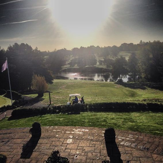 By Stoke by Nayland Hotel, Golf and Spa @StokebyNaylandH The view from the Hotel this morning...that's some lovely winter sunshine! http://www.stokebynayland.com/weddings