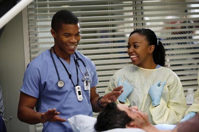"Grey's Anatomy Season 10 Spoilers | Grey's Anatomy Season 9 Episode 10 ""Things We Said Today ..."