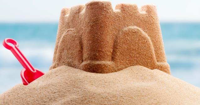 Fabriquez votre sable lunaire.