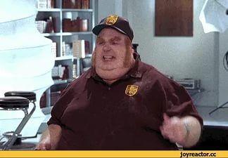 остин пауэрс :: толстый :: жирный ублюдок :: гиф анимация (гифки.