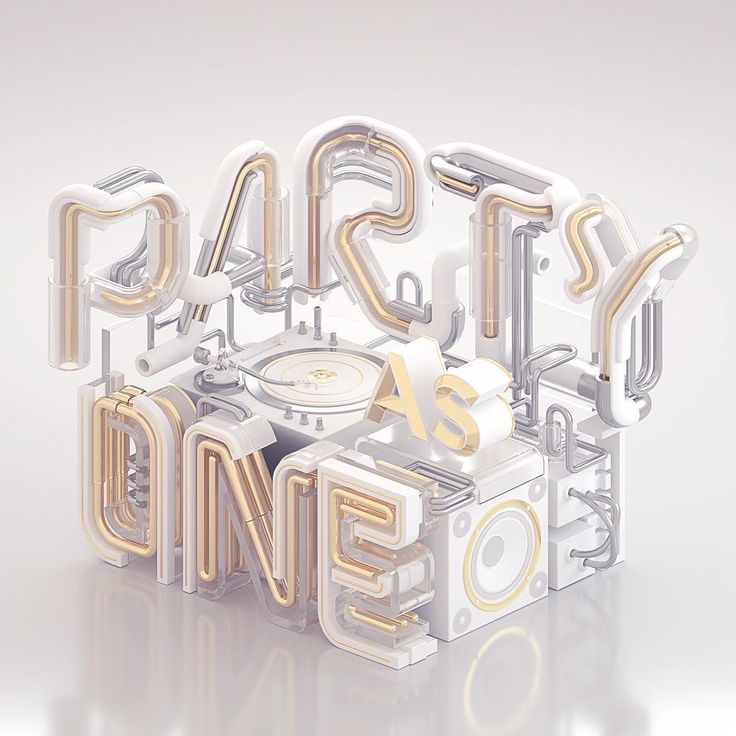 White & Gold version #machineast #adobe #photoshop #cinema4d #gold #whiteandgold #heineken #party #design #graphicdesign #keyvisual #zoukout2015 #heinekensg #octanerender #creativecloud #thedailytype #thedesigntip #typeverything #inspiration #welovetype