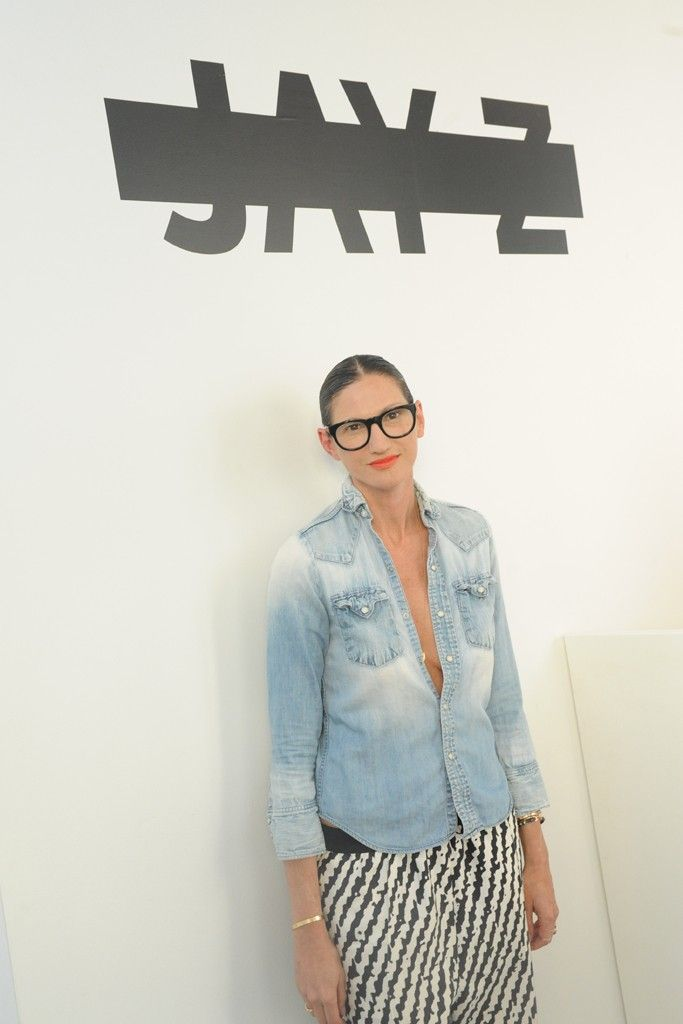 the master herself...Jenna Lyons