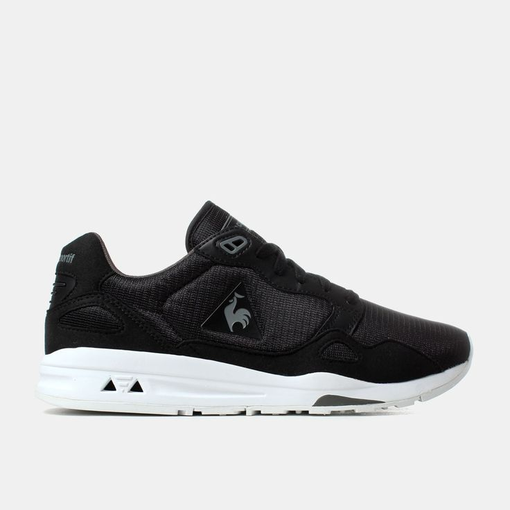 Le Coq Sportif R 900 Shoes - Black