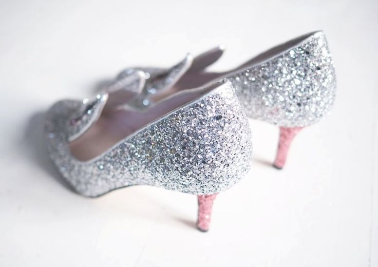 Minna Parikka glitter heels