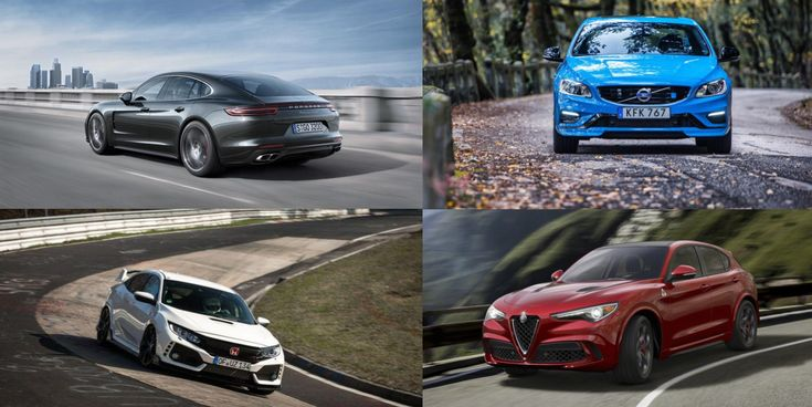 These days, sedans, hatchbacks, and even SUVs are laying down seriously fast 'Ring times.