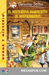 El misterioso manuscrito de Nostrarratus descargar libro