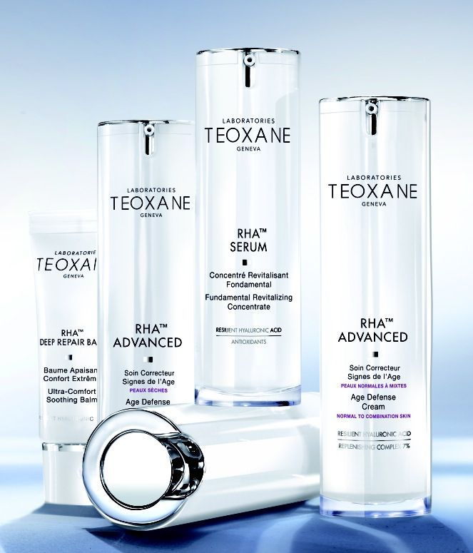 These hyaluronic based products are a must to maintain the effect of injectable fillers. They contain the exact same cross-linked hyaluronic acid inside the syringe! #teoxane #alphaeon #barbaskinclinic