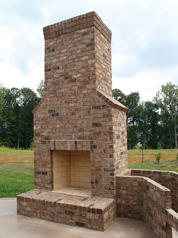 21 best Brick Fireplaces and Fire Pits images on Pinterest ...
