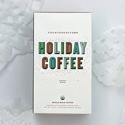 Holiday Coffee – Organic Coffee from Peru and Ethiopia by Counter Culture coffee