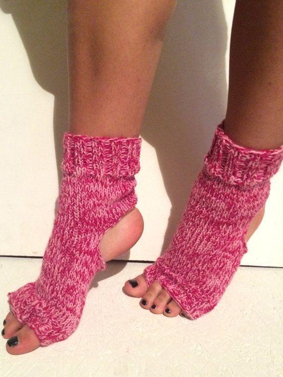 NEW yoga socks Pilates Socks   women multicolor  by CELINICRAFTS