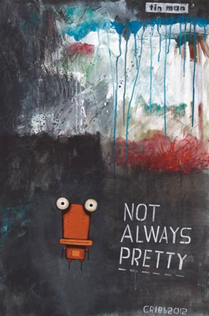 Not Always Pretty by Tony Cribb - imagevault.co.nz
